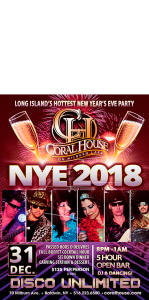 New Year's Eve with Disco Unlimited